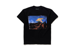AOT Invasion Tee - Black