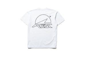 AOT 'Girls Save Magazine' Tee - White