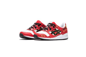 Asics Gel-Lyte III OG - Classic Red/Black