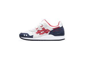 Asics Gel-Lyte III OG - White/Classic Red