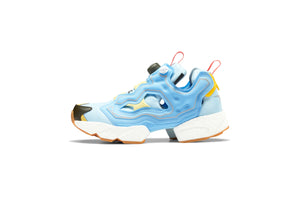 BBC x Reebok Instapump Fury Boost - Dandy Blue/Sky Blue/Yellow Sensation