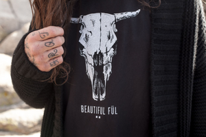 Beautiful Ful PT Shirt - Black