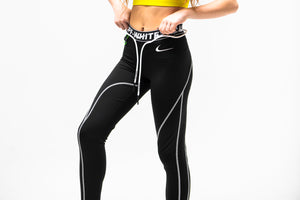 WMNS Nike x Off-White NRG Running Tights - Black