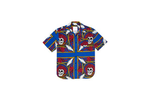 Chinatown Market x Grateful Dead Border Bandana SS Button Up - Multi