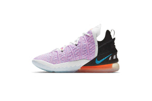 Nike LeBron 18 - Multi-Color/Black/Chlorine Blue