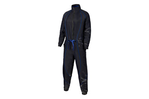 WMNS Jordan Brand Flight Suit - Black/Hyper Royal