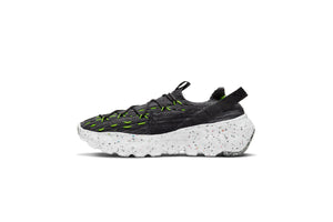 Nike Space Hippie 04 - Black/Volt/White