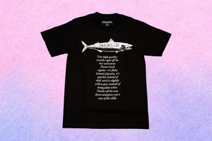 Pleasures Catch S/S Tee - Black