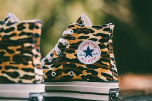 Converse x Invincible Chuck 70 Hi - Brown/Egret/Black