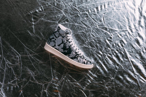 Converse Pro Leather Mid - Silver/Vintage White/Black
