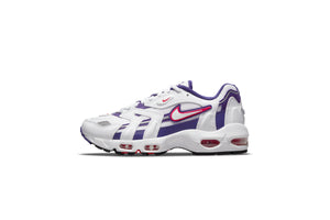 WMNS Nike Air Max 96 II - White/Comet/Red/Grape Ice