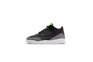 Air Jordan 3 Retro SE (PS) - 'Electric Green'