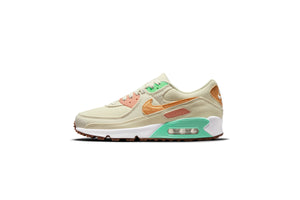WMNS Air Max 90 LX - Coconut Milk/Metallic Gold