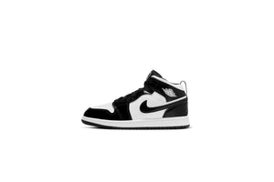 Jordan 1 Mid SE ASW (PS) - Black/White