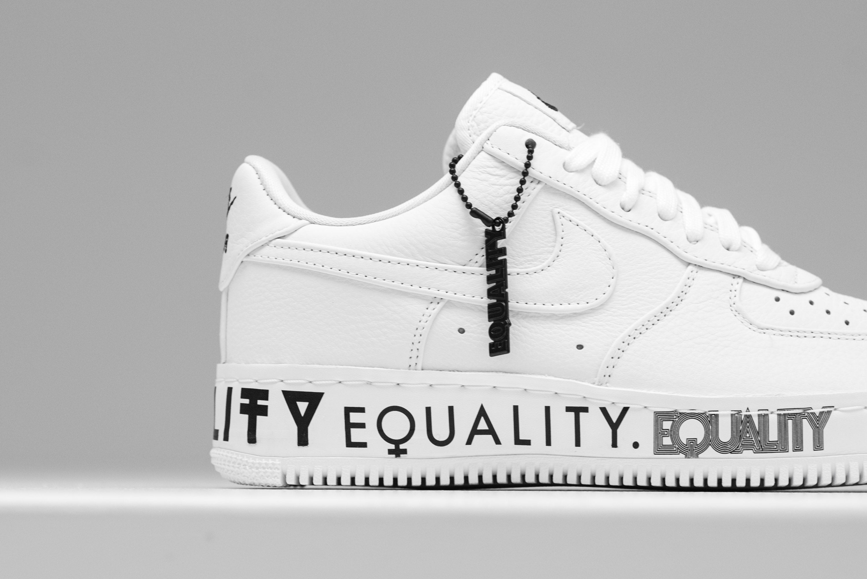 cheap for discount 43562 54643 Nike Air Force 1 Low CMFT EQUALTY - White Black