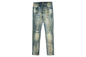 En Noir Clash Denim - Dirty Indigo
