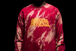 Darkoveli 'Strange Paradise' Long Sleeve - Red
