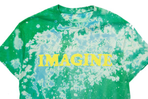 Darkoveli 'Imagine' S/S Tee - Irish Green