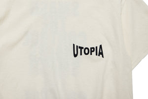 Darkoveli 'Utopia' S/S Tee - Natural