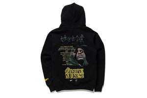Duke Nukem x Politics Album Cover Hoodie - Black