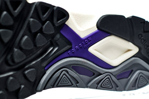 Adidas Consortium Lexicon OG - Black / White / Purple
