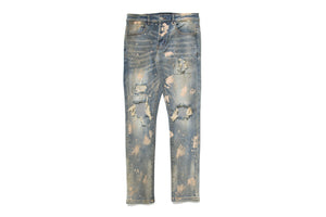 En Noir Dirty Denim - Blue