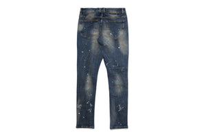 En Noir Cobain Denim - Distressed Blue