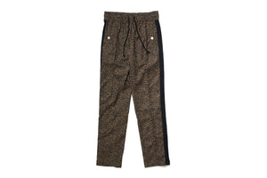 En Noir Plush Pants - Multi
