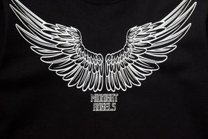 En Noir Midnight Angels Tee - Black
