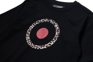 En Noir Bulls Eye Tee - Black