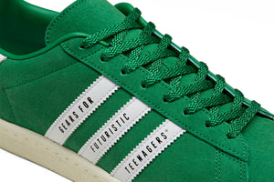 Adidas x Human Made Campus - Green/Ftwr White/Off White