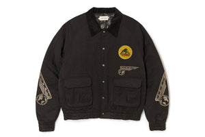 Honor The Gift Airborne Jacket - Black