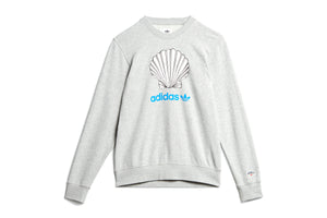 Adidas x Noah Crew Neck - Grey Heather