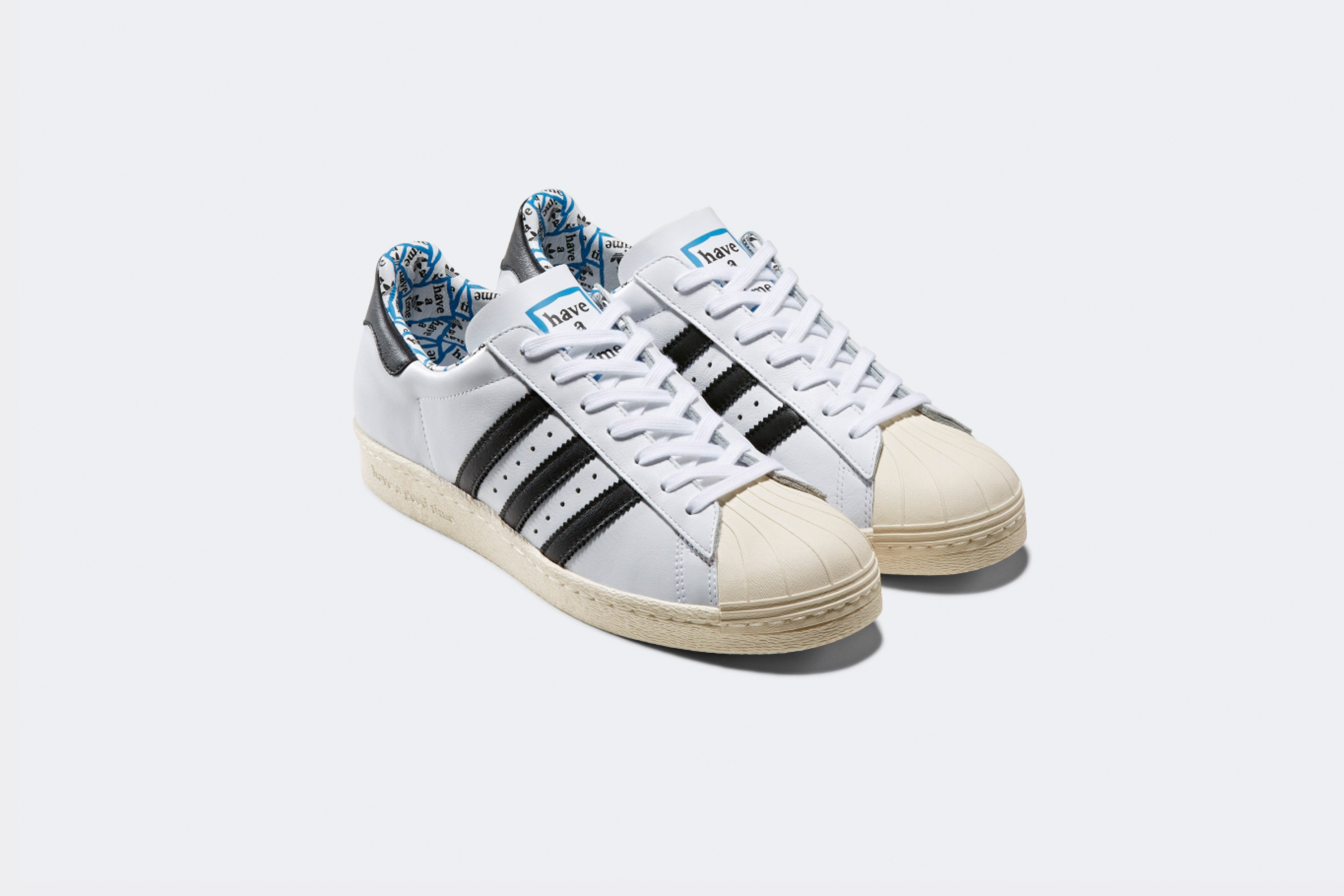 huge selection of 6919b b2e13 Have a Good Time x Adidas SUPERSTAR 80'S
