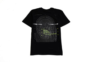 INDVLST 'Transparent' Tee - Black