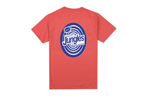 Jungles Mental Detergent T-Shirt - Red