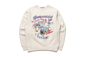 Politics x Jungles Good Morning Sweater - Cream