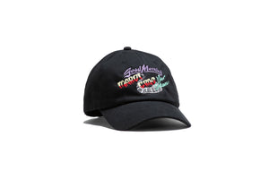 Politics x Jungles Party Alligator Hat - Black
