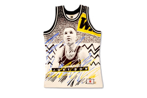 Just Don 'NBA Jam' Collection Jersey - Mullin/Hardaway