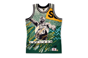 Just Don 'NBA Jam' Collection Jersey - Kemp/Payton