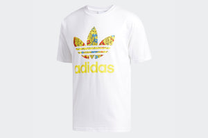 Adidas x Keith Haring Tee - White/Yellow