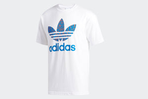 Adidas x Keith Haring Tee - White/Blue