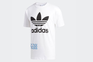 Adidas x Keith Haring Tee - White/Black