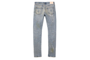 Purple Brand Slim Fit Jeans - Light Blue Vintage
