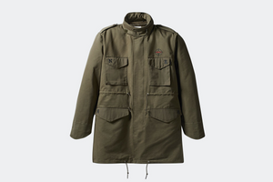 Neighborhood x adidas Originals 'Survival' M-65 Jacket - Trace Olive