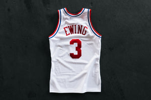 Patrick Ewing 1991 Authentic Jersey NBA All-Star - White