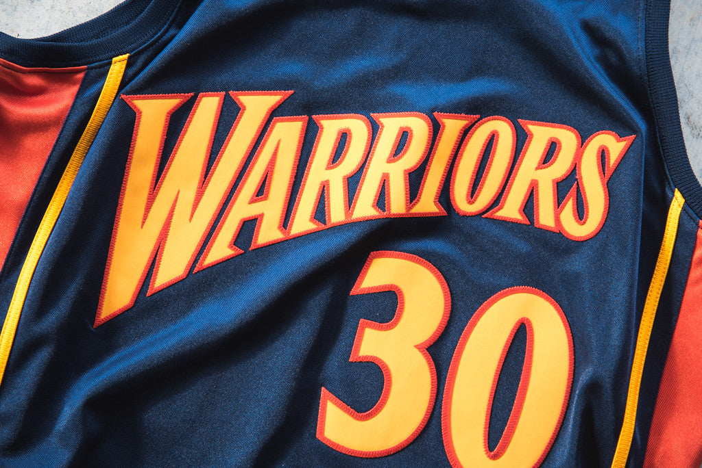 premium selection 3f907 451d1 M&N NBA Authentic Stephen Curry All Star Jersey - Navy