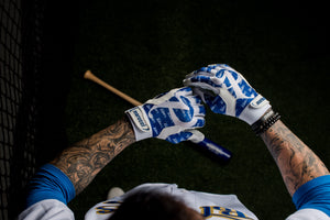 Politics x Marucci Signature Batting Gloves