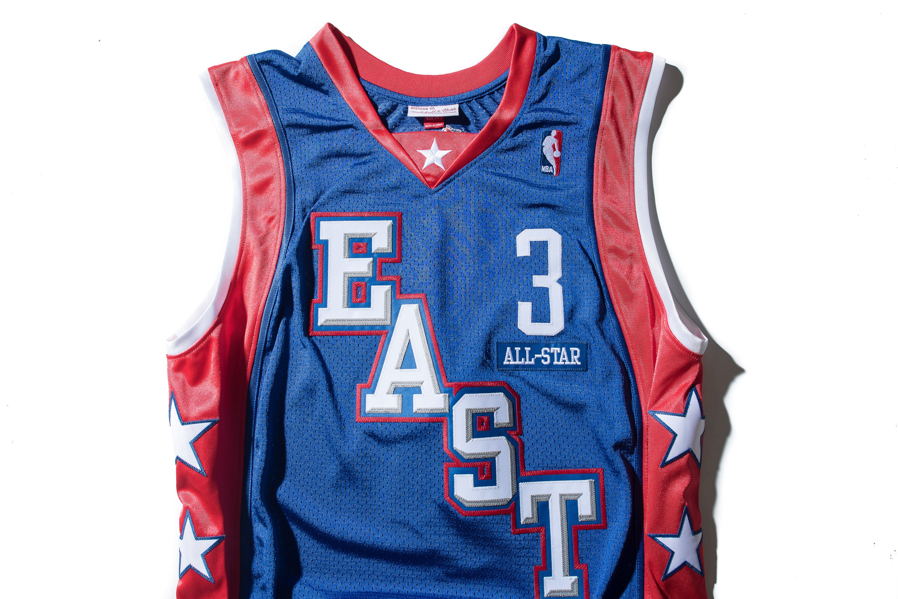big sale 2b2bb 06a8f Mitchell & Ness Allen Iverson 2004 All Star East Authentic Jersey
