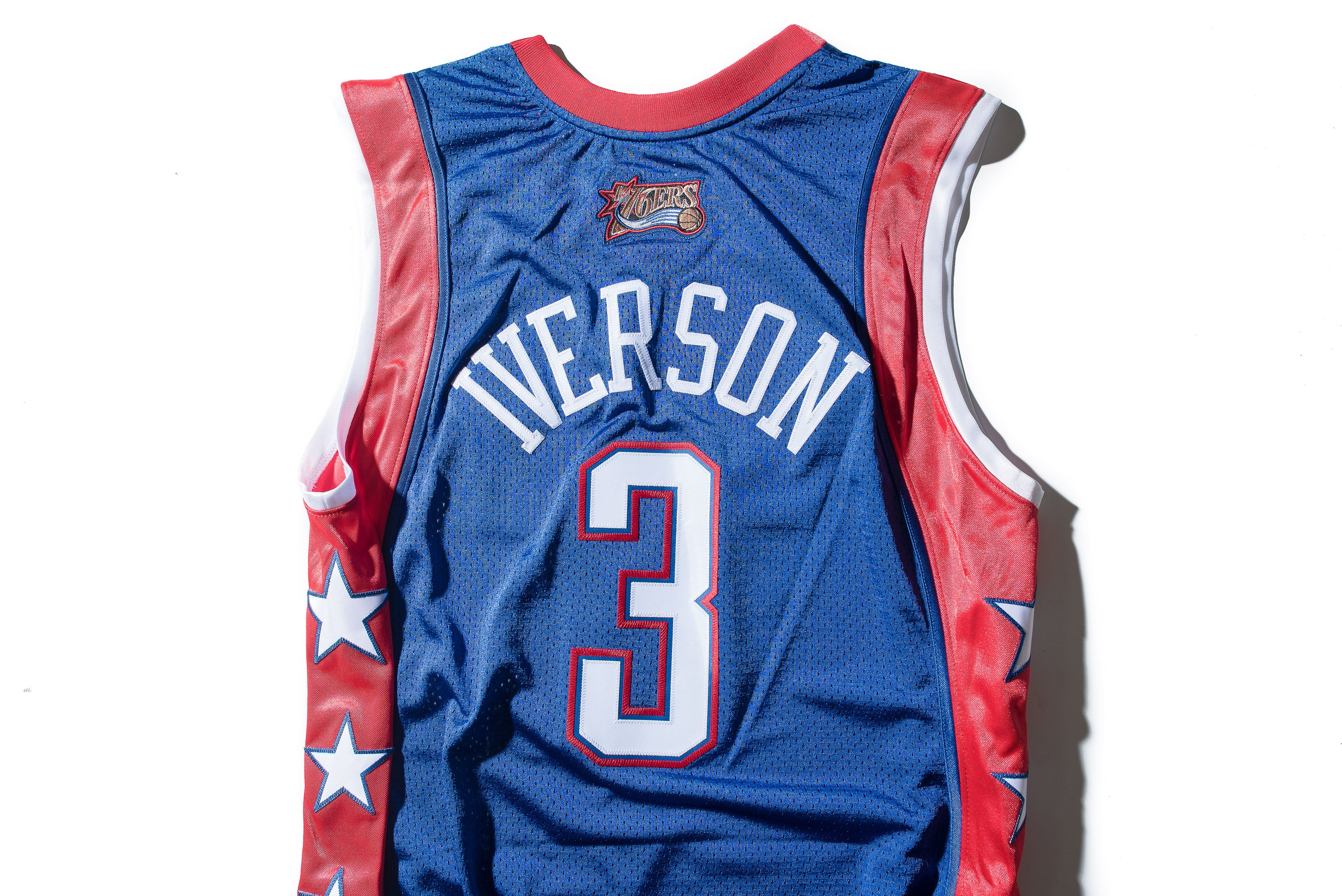 297335d2e Mitchell   Ness Allen Iverson 2004 All Star East Authentic Jersey